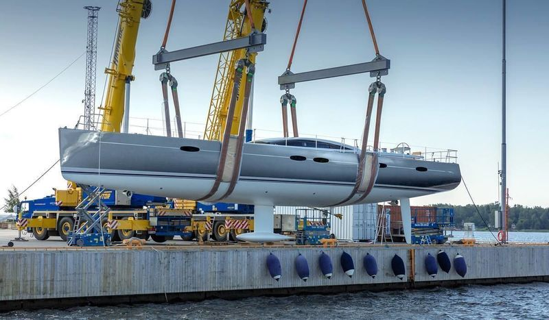 Baltic 85 Custom sailing yacht