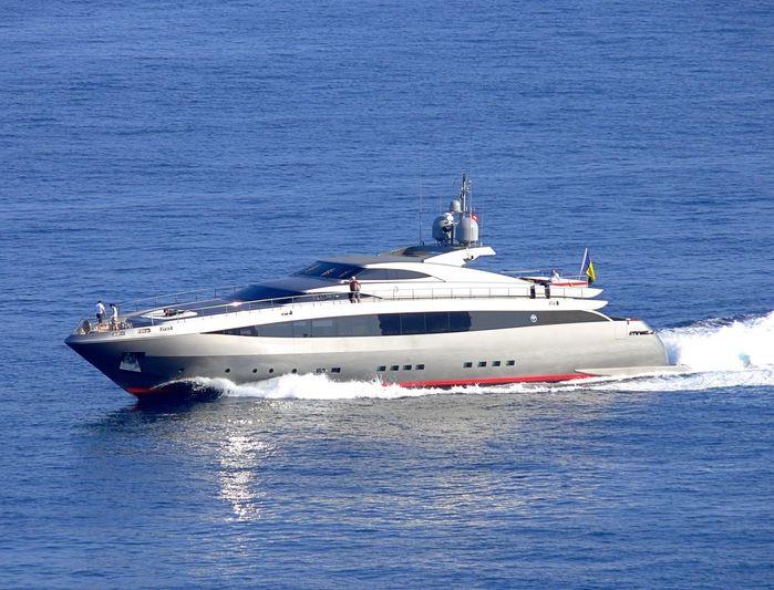 Nina J in Monaco