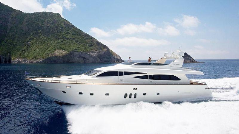 FORTUNA  yacht Canados