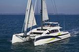 Nds Evolution sailing