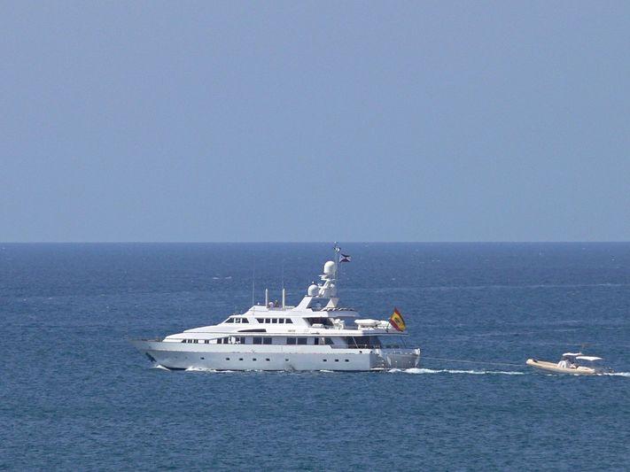 TUMBERRY C yacht Benetti