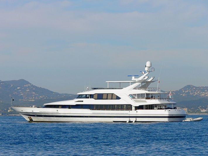 LUCY III yacht Lürssen
