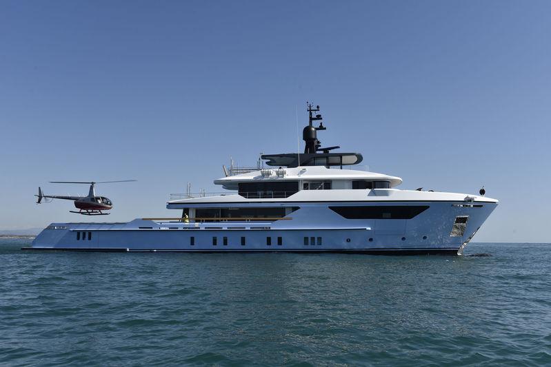 OCEAN DREAMWALKER III yacht Sanlorenzo