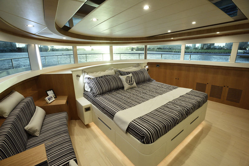 Johnson 93 master cabin