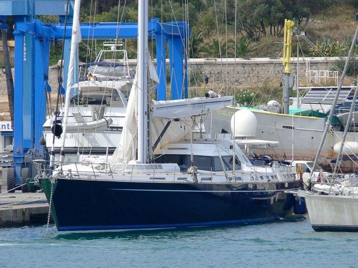 Philanderer in Antibes