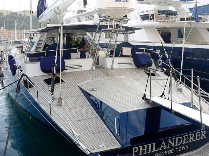 Philanderer in Monaco