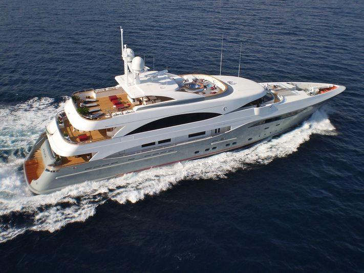 ARMADA yacht Palumbo