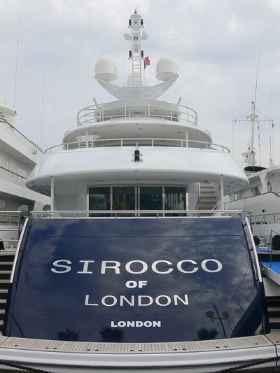 Sirocco of London in Golf Juan