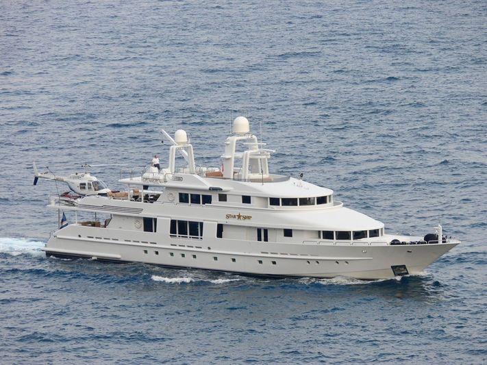 STARSHIP yacht Van Mill