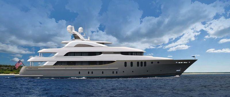 Delta Marine 174046 profile rendering