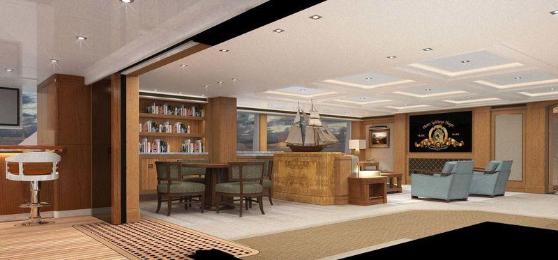 Delta Marine 174046 interior rendering