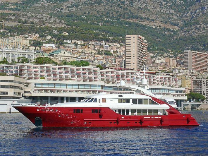 Ellix Too in Monaco
