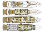 La Dea II Yacht 49.07m