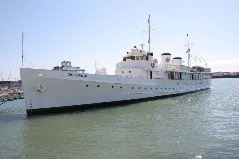 POTOMAC yacht Manitowoc Shipbilding Corp