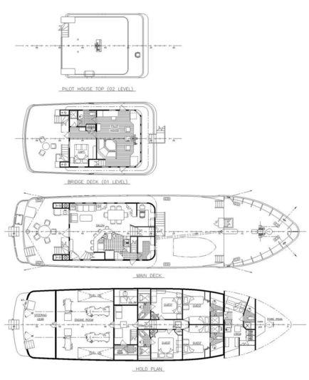 MALOEKOE yacht Halter Marine