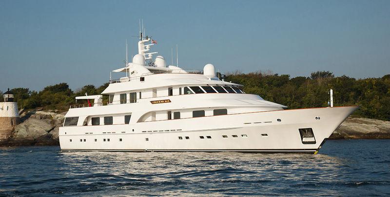 CRACKER BAY yacht Hakvoort