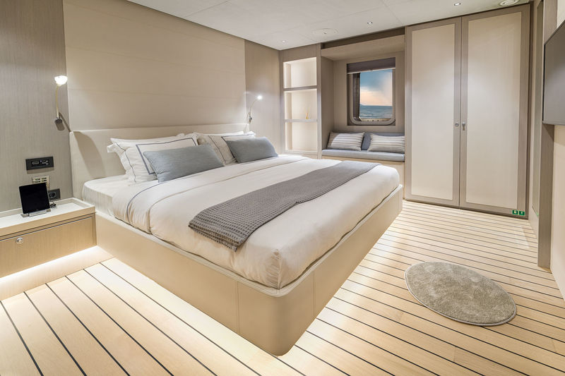 All About U stateroom