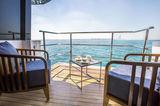 C'est La Vie owner's balcony