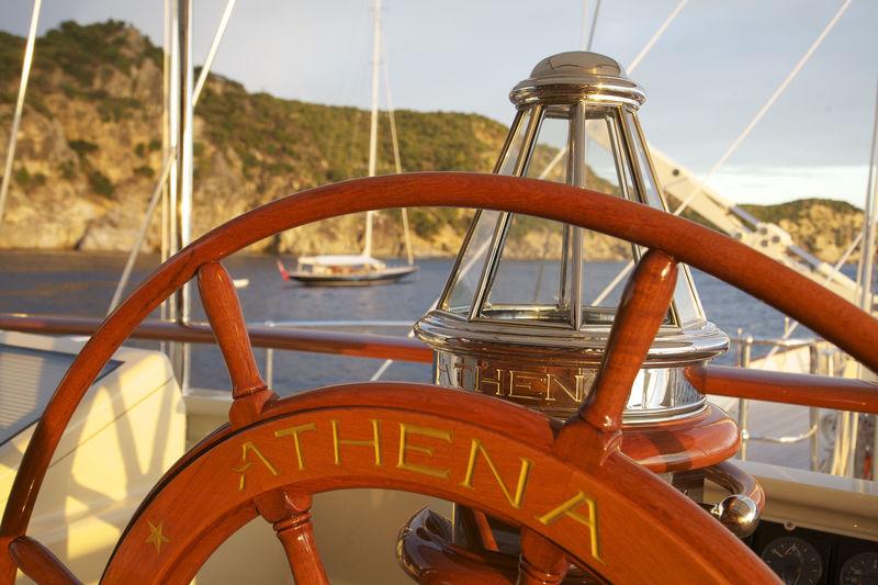 Athena wheel