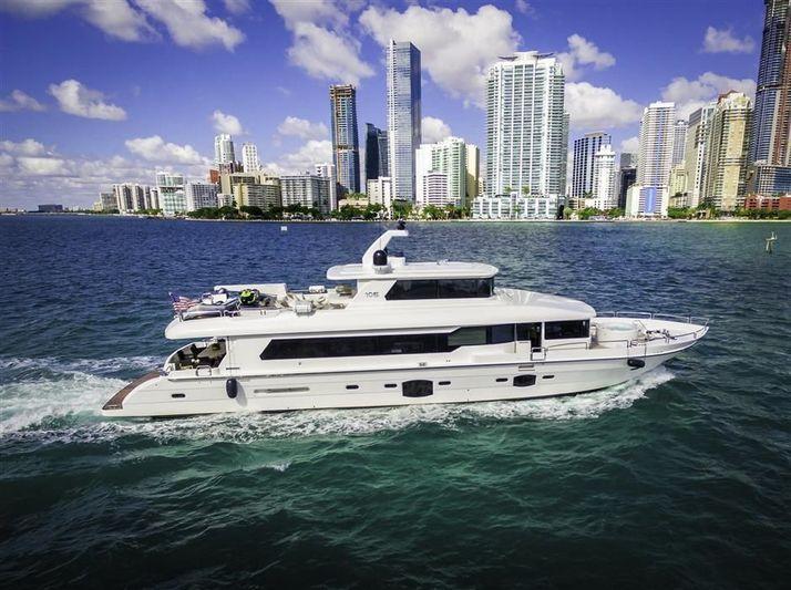 SANS SOUCI V  yacht Tarrab
