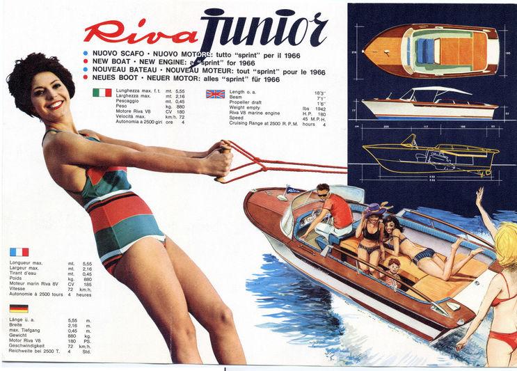 Riva - ad 1966