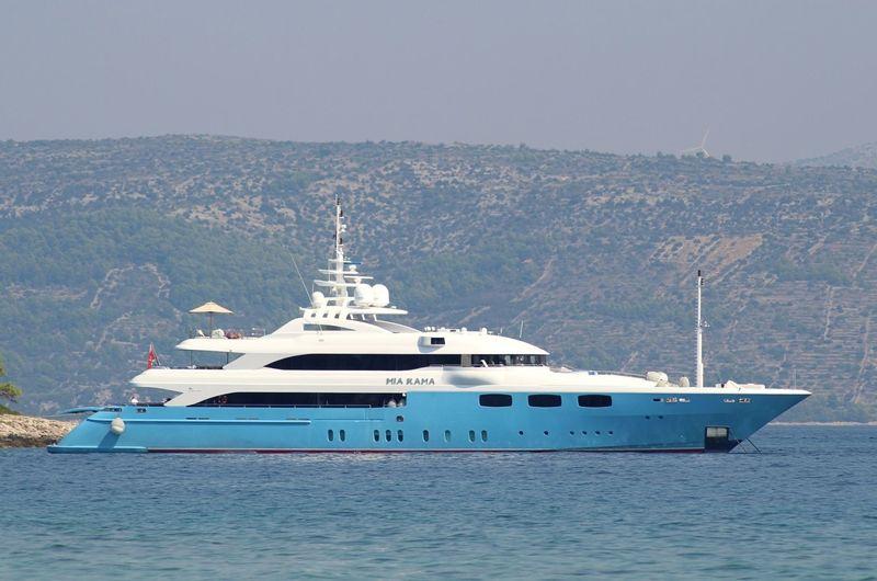 MIA RAMA yacht Golden Yachts