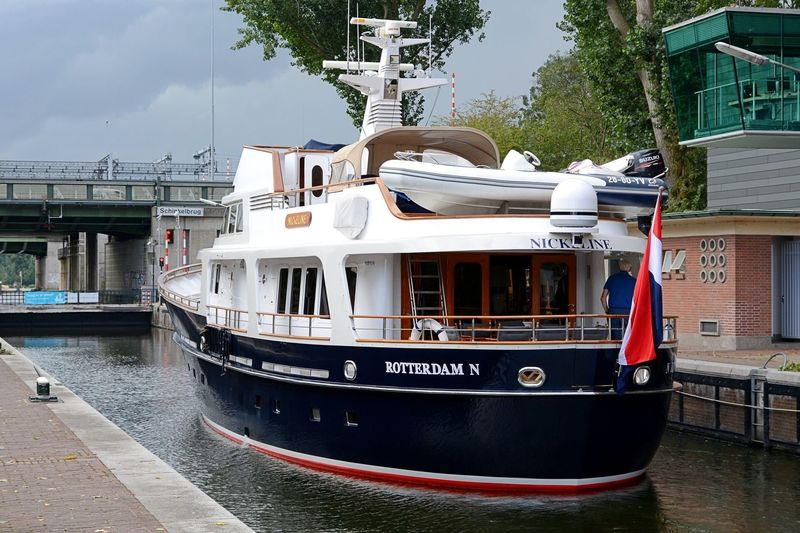 Nickeline in Amsterdam