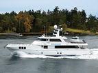 Rushmore Yacht Nordlund Boat Company. Inc.