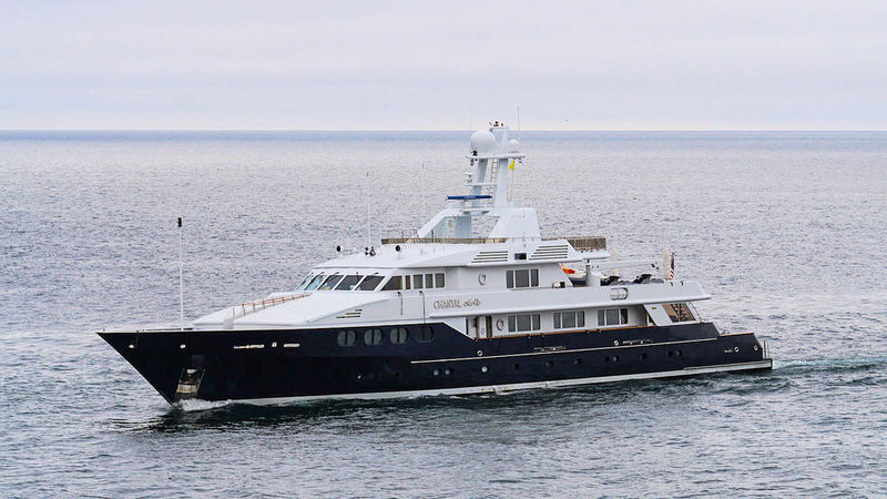 CHANTAL MA VIE yacht Feadship