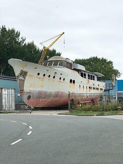 DON LUCA yacht Amsterdamsche Scheepwerf G. de Vries Lentsch Jr