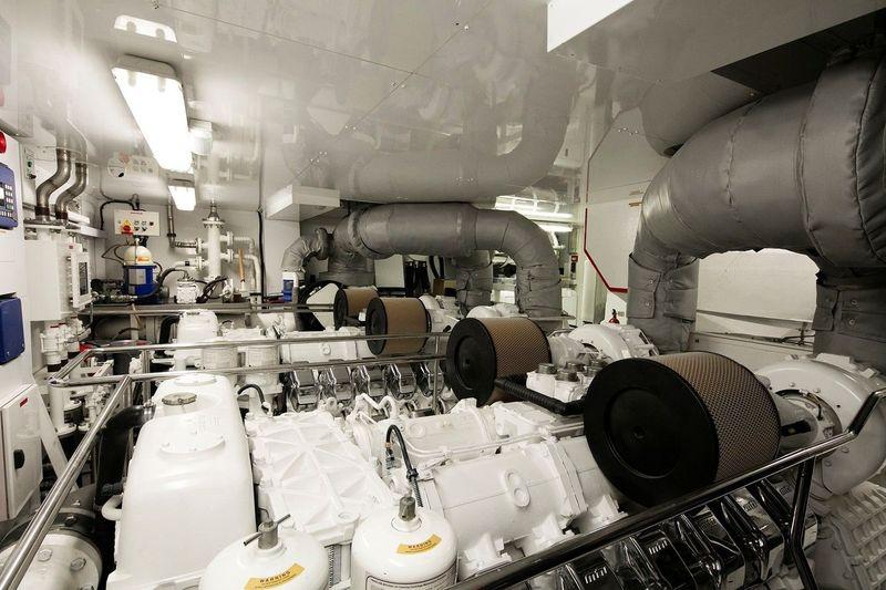 Devocean engine room