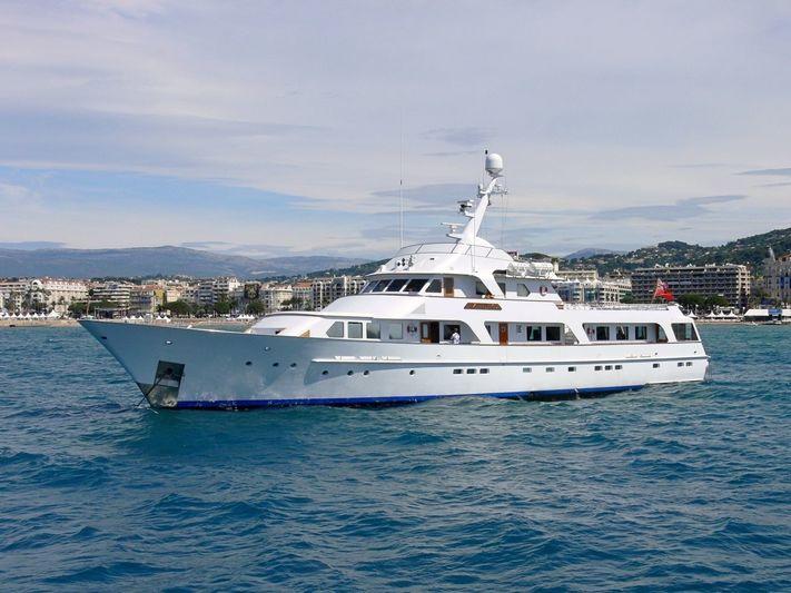 KING K yacht Feadship