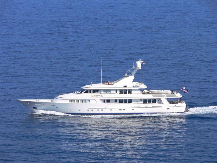 DAYBREAK yacht Feadship