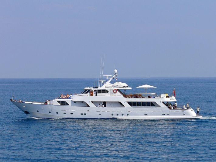 AVA yacht CRN