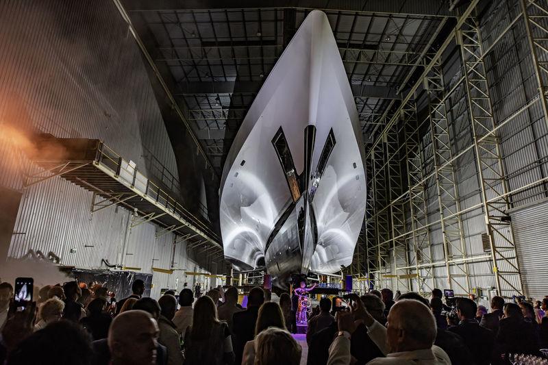 Echo Yachts reveal superyacht White Rabbit