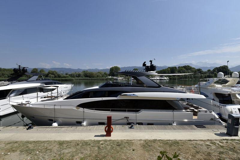 BARRACUDA yacht Sanlorenzo