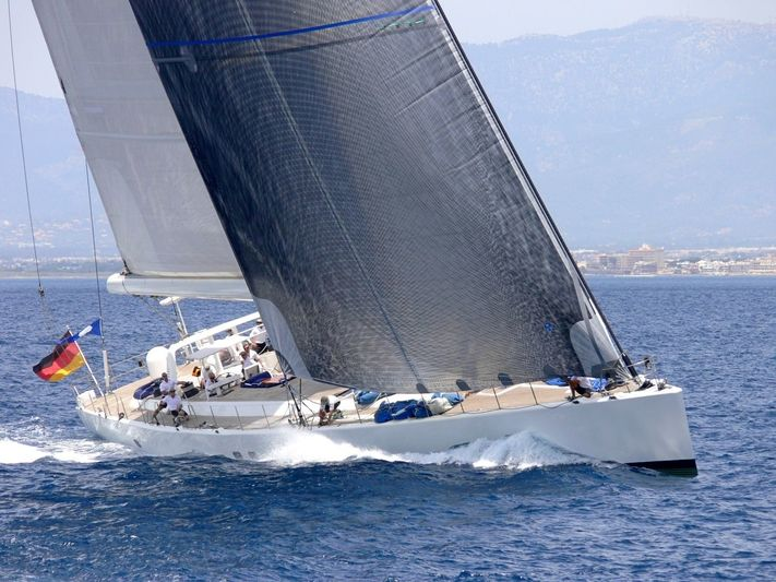 VISIONE yacht Baltic Yachts