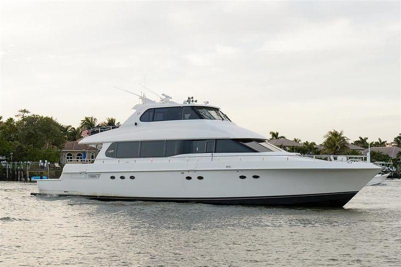 OH MY  yacht Lazzara