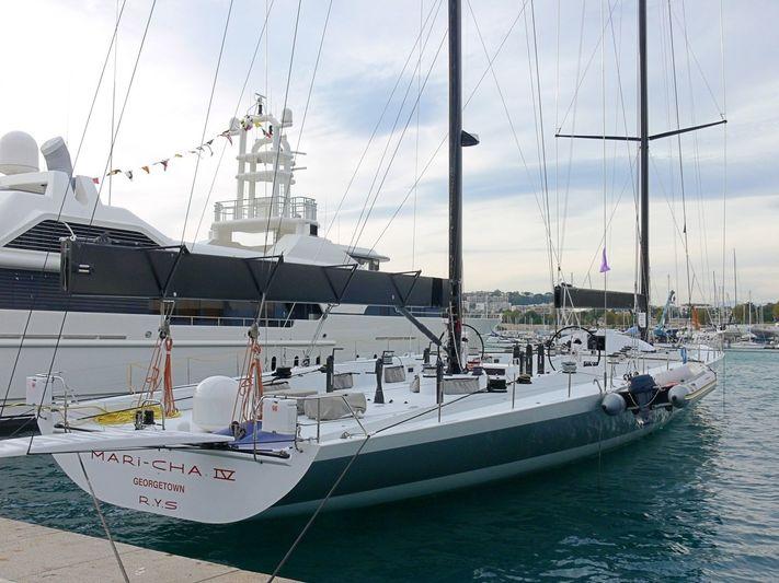 Mari-Cha IV in Antibes