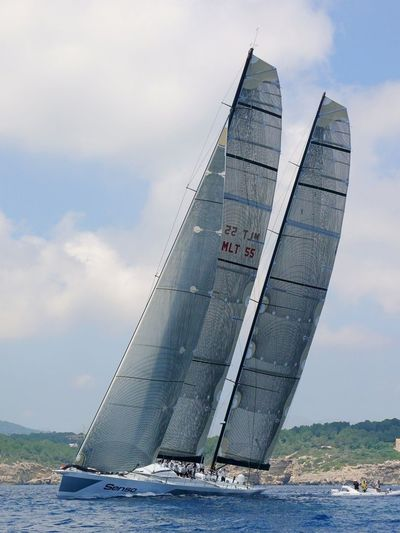 Mari-Cha IV in Palma de Mallorca