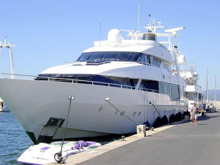 DAVINA yacht Marinteknik Verkstads AB