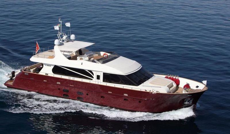 ARIA C yacht C.Boat Yacht Builder