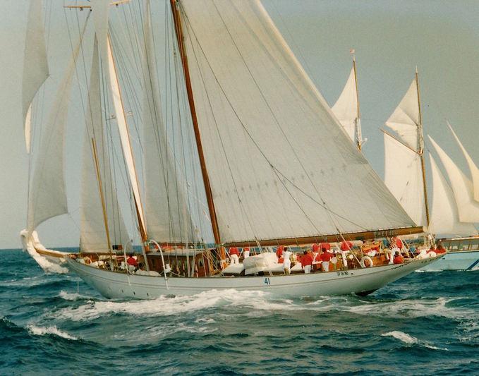 ORION OF THE SEAS yacht Camper & Nicholsons Shipyard