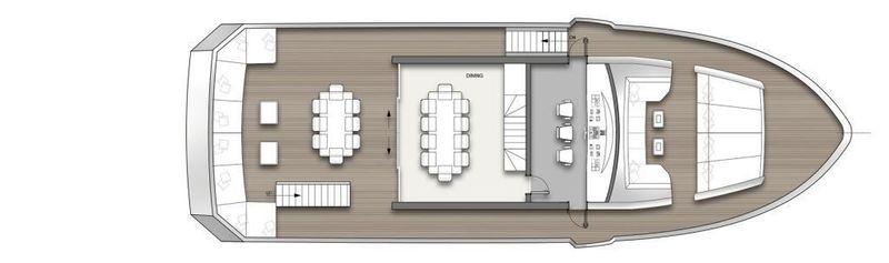 Ocean King 88 Ducale Series layout