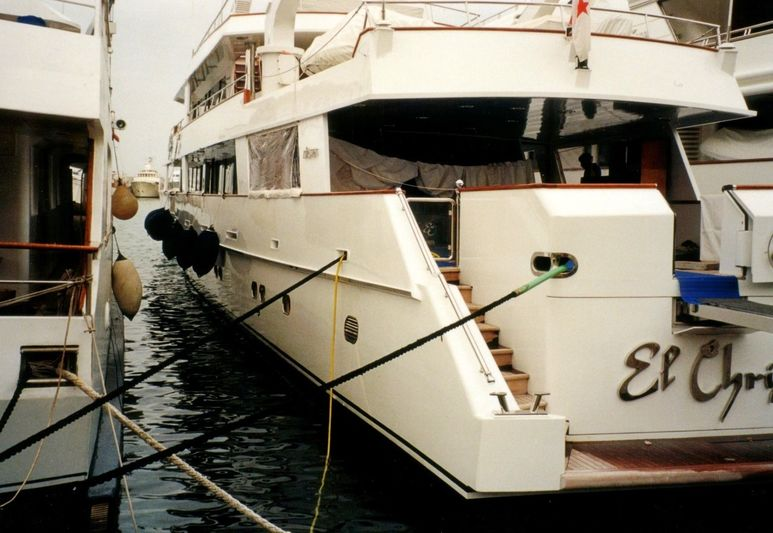 EL CHRIS yacht Lürssen