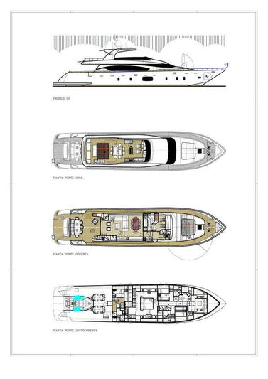 LADY NINA yacht Maiora