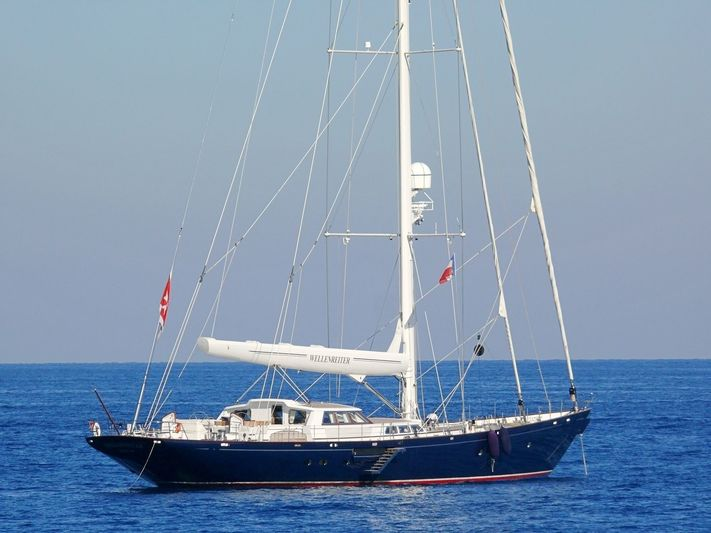 WELLENREITER yacht Jongert