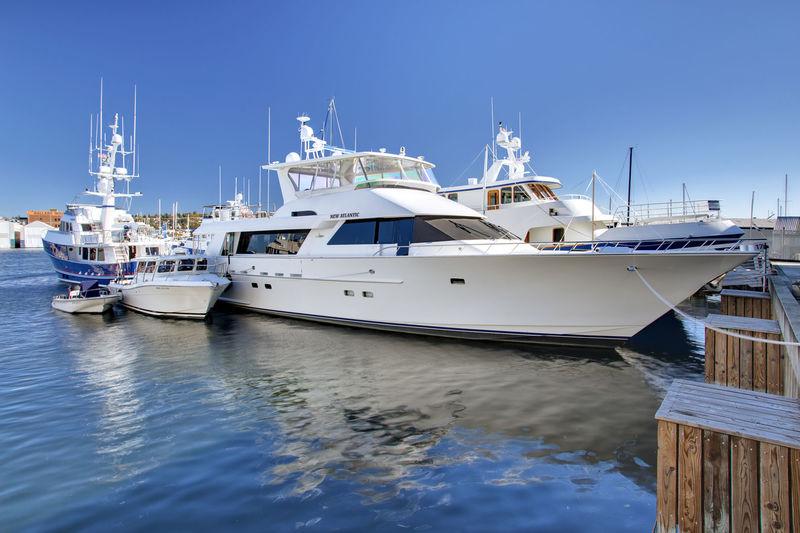NEW ATLANTIC yacht Northcoast