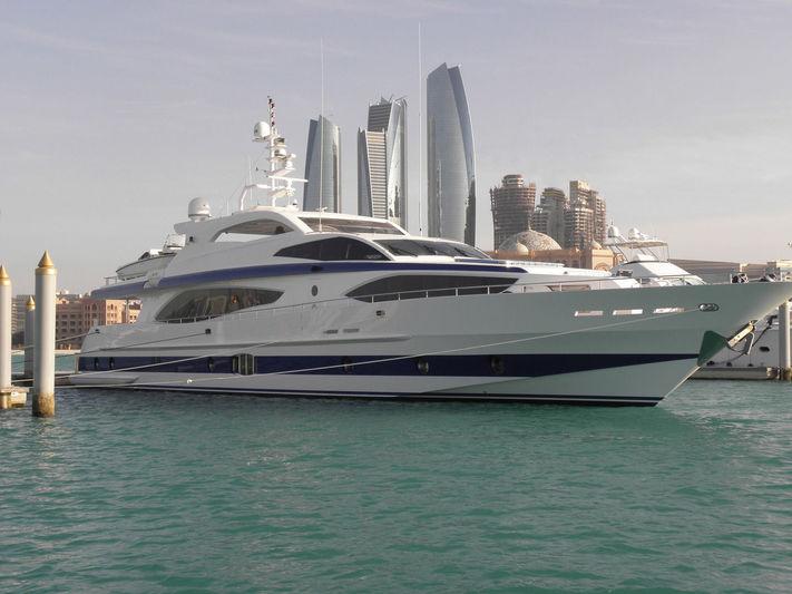 SAIF 3 yacht Gulf Craft