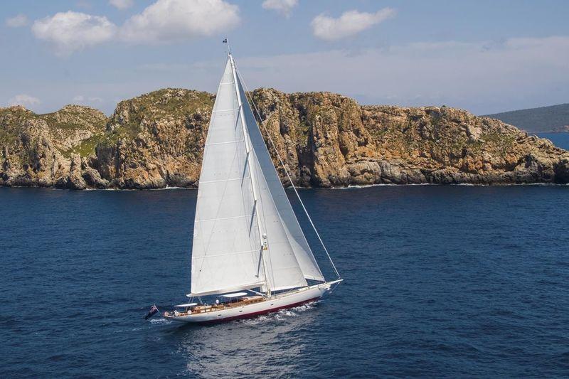 VIJONARA yacht Pendennis